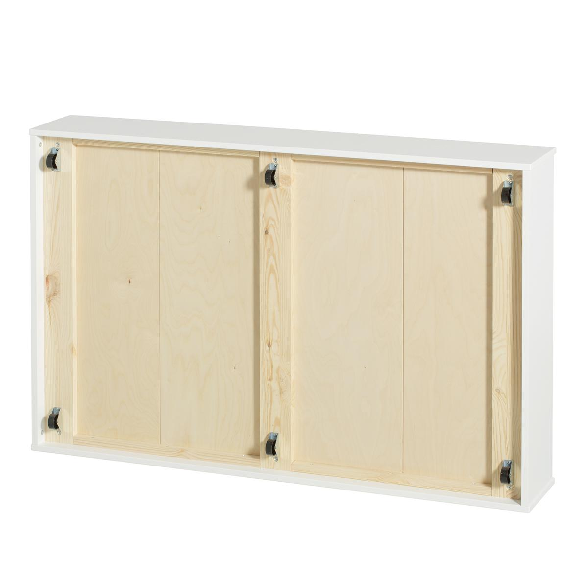 Tiroir lit 94x142cm WOOD ORIGINAL Oliver Furniture blanc