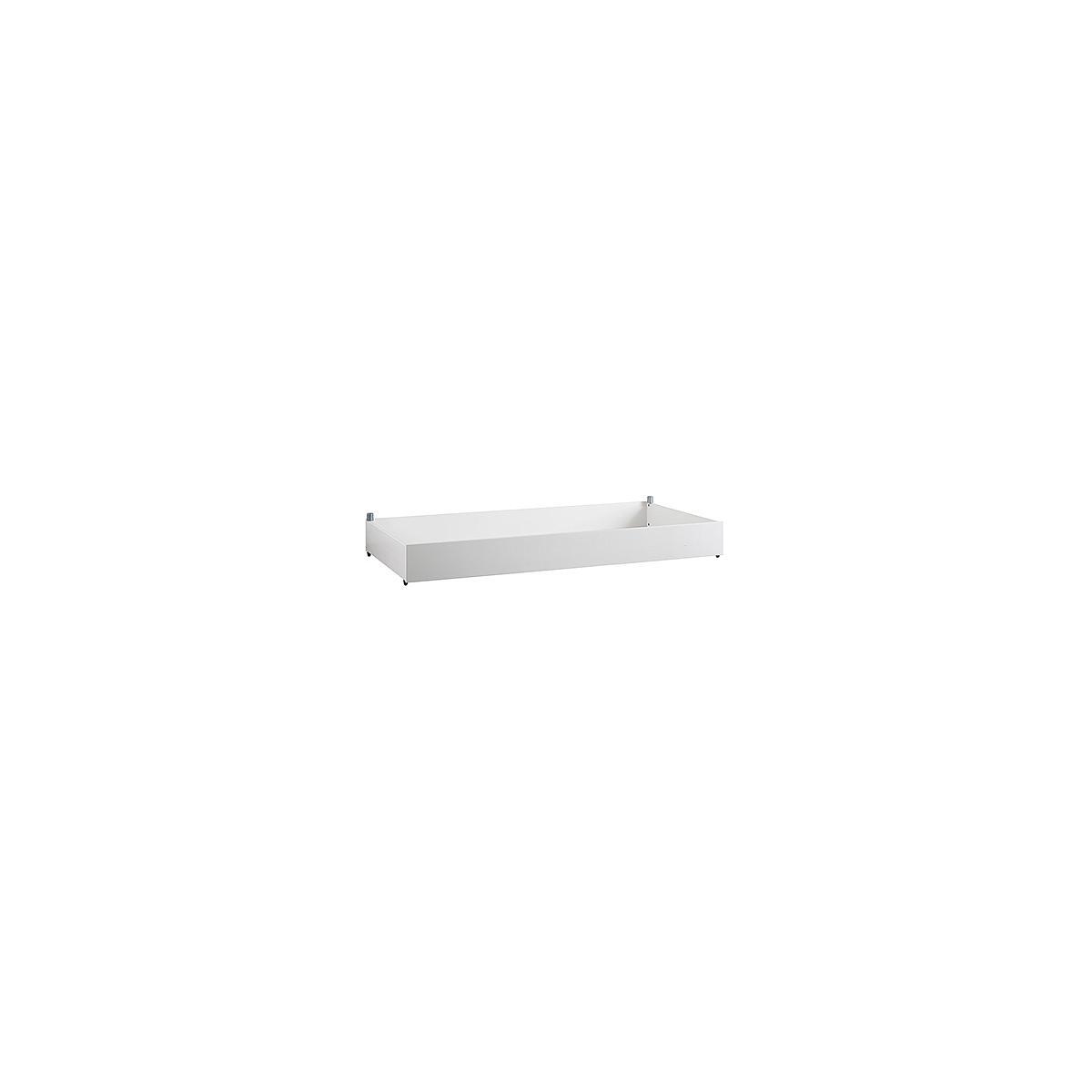 Tiroir rangement lit 90x199cm Lifetime blanc