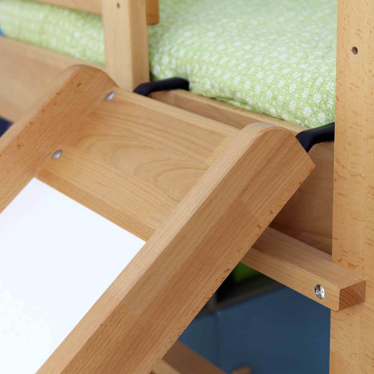 Toboggan de lit DESTYLE De Breuyn hêtre