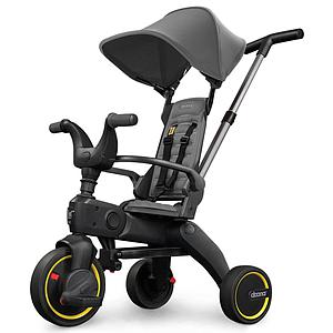 Tricycle LIKI TRIKE S1 Doona grey hound