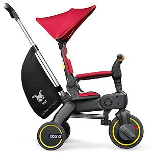 Tricycle LIKI TRIKE S5 Doona flame red