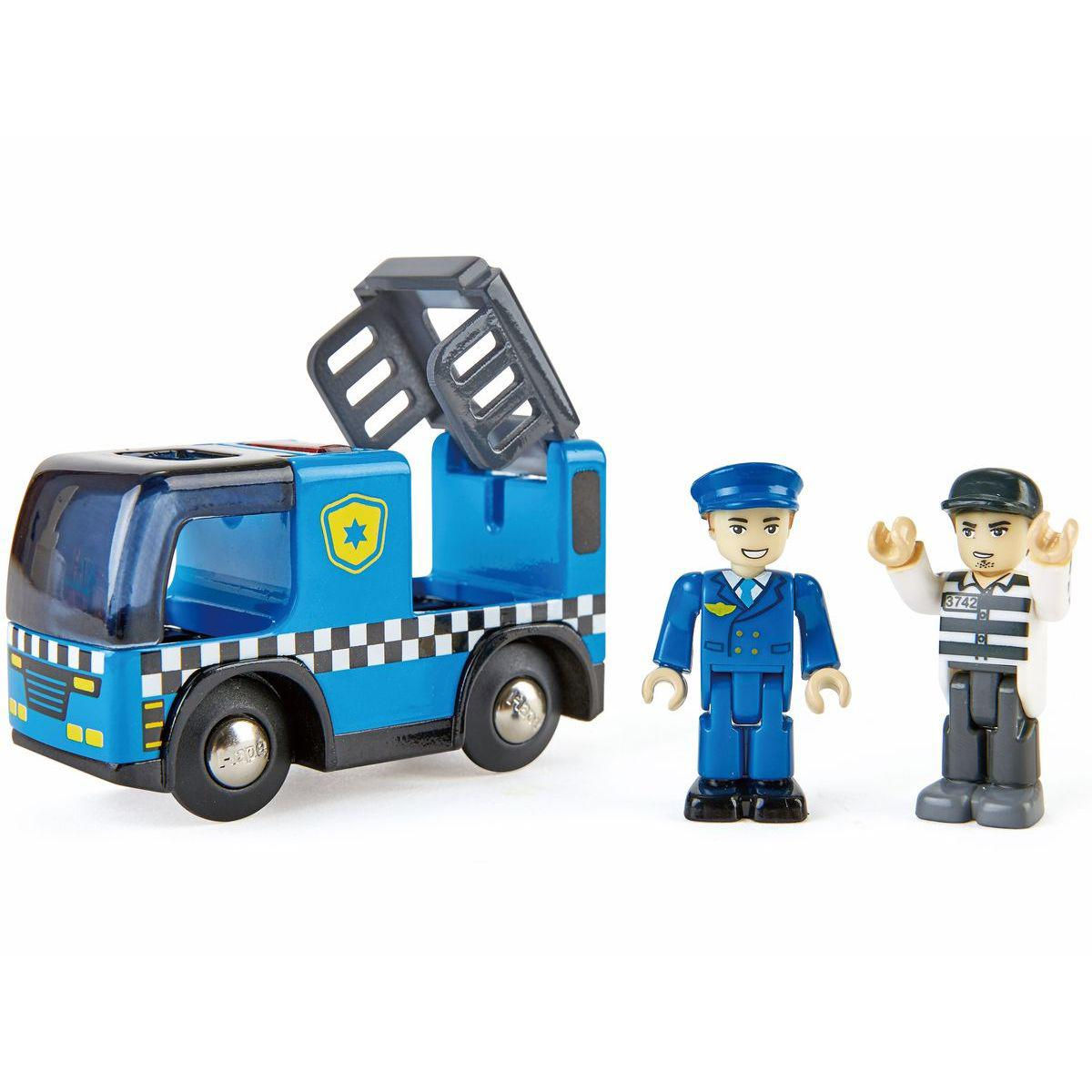 Voiture de police avec sirène POLICE CAR Hape