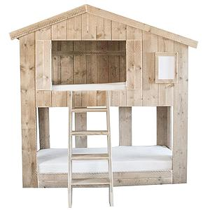 WARCHILD by DUTCHWOOD lit Cabane naturel