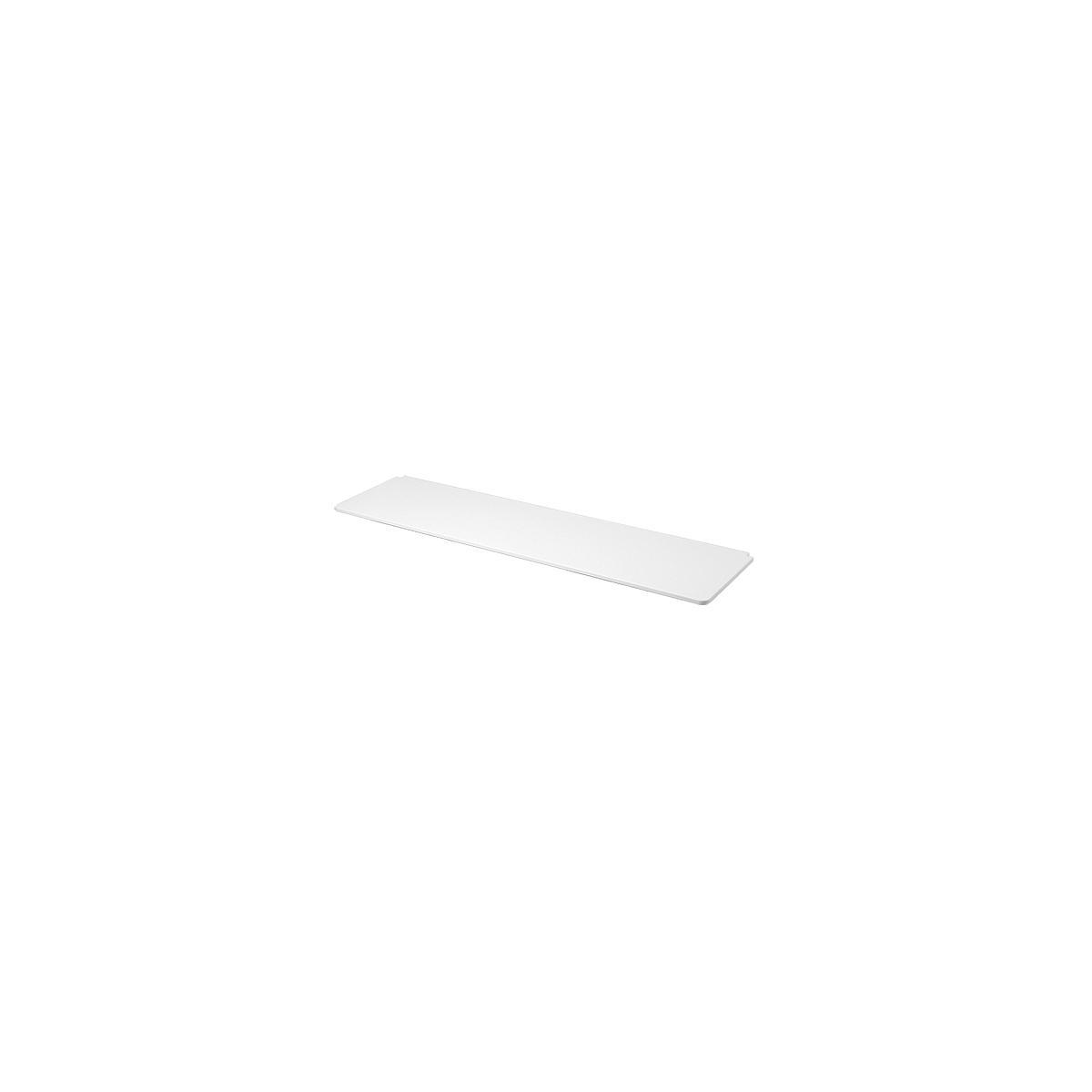 WHITE by Flexa Bureau pour lit mezzanine 90x190cm