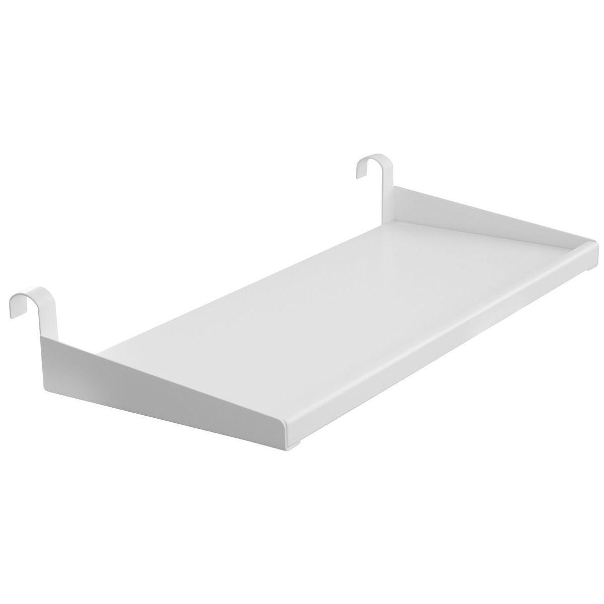 WHITE by Flexa Chevet à suspendre en métal blanc